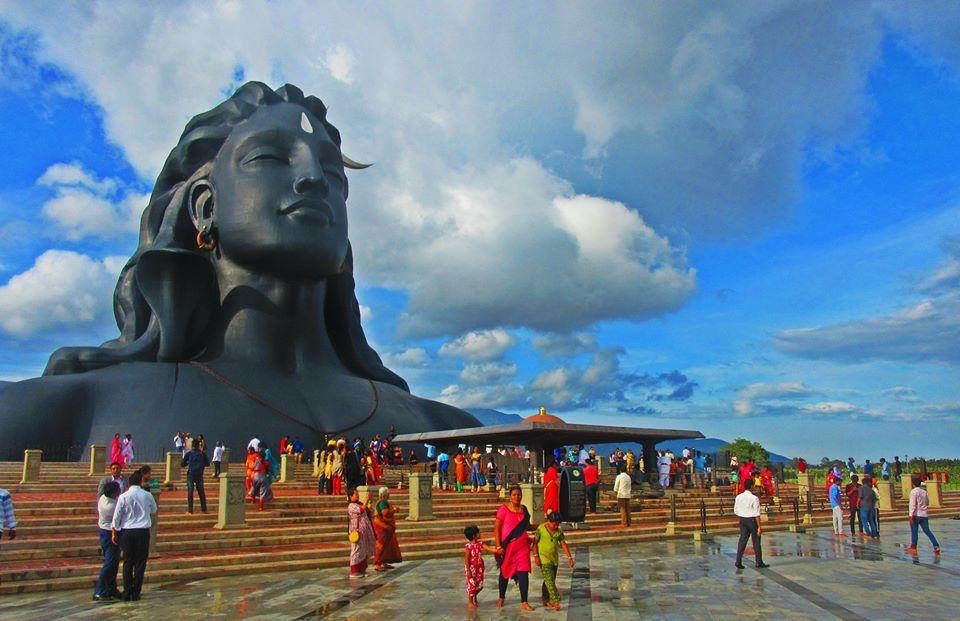 Isha foundation Shiva