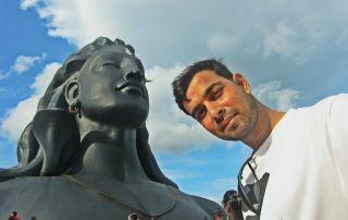 Shiva Statue Isha foundation