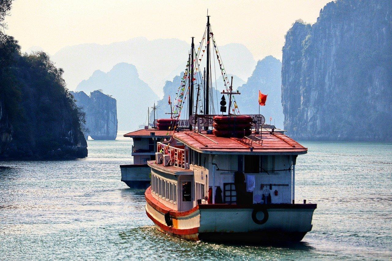 Cruises in Vietnam