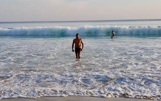 Radhanagar Beach Nilabh