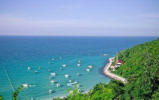 Thailand Sea Route
