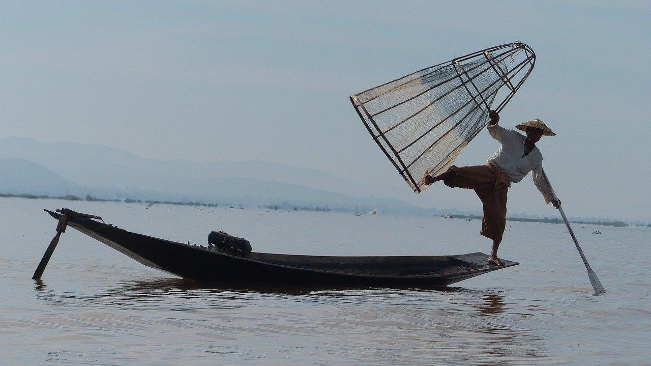 burma Fishing