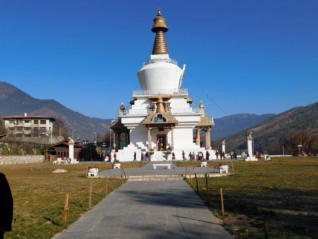 Thimphu Chorten Memorial