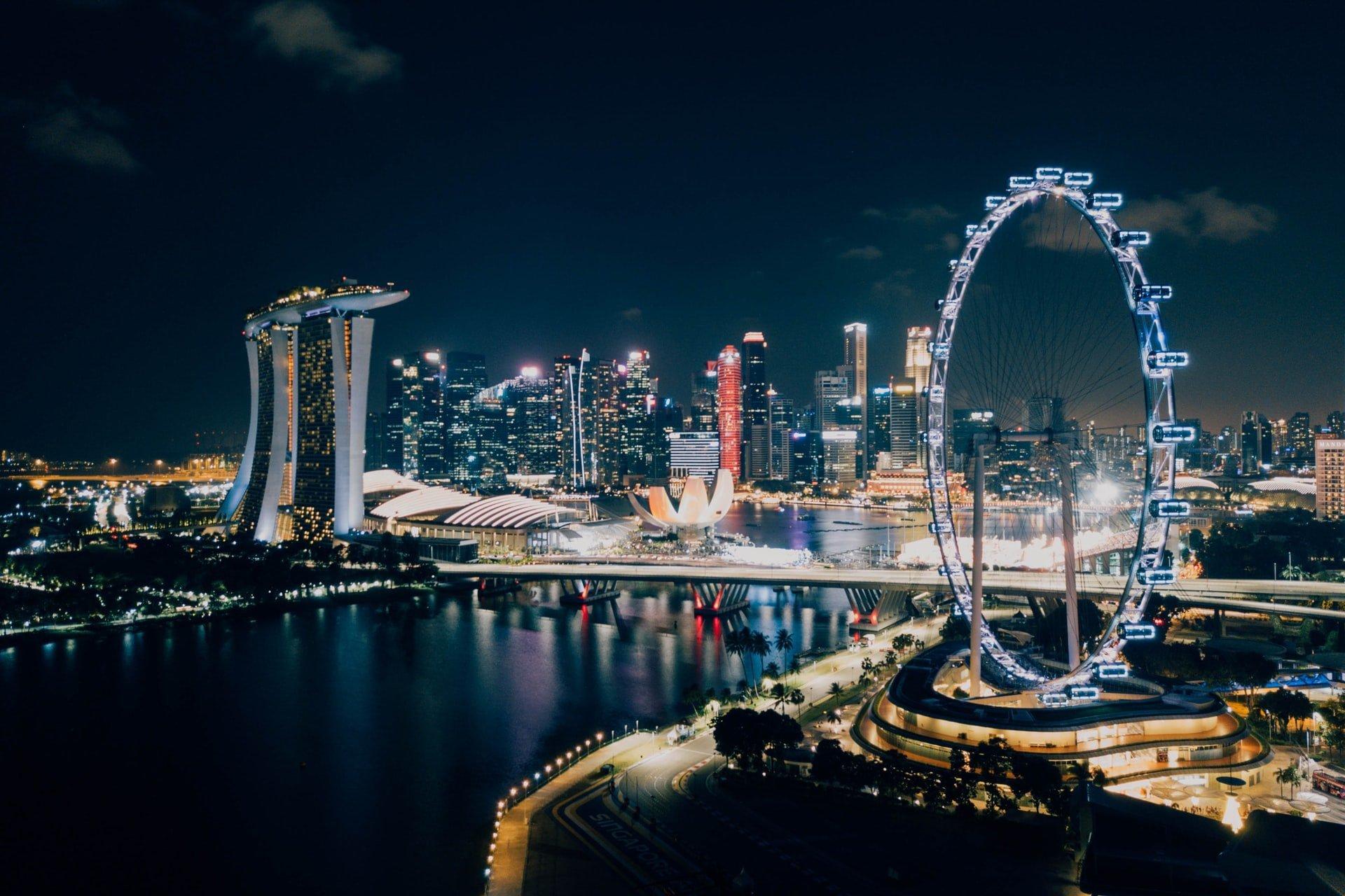 -Singapore Flyer, Singapore