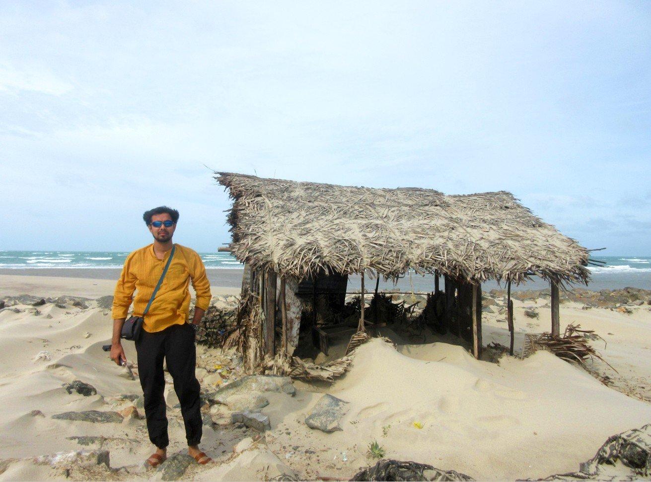 Dhanushkodi Beach Piyush