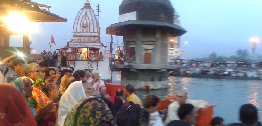 Haridwar-Ganga Aarti (2)