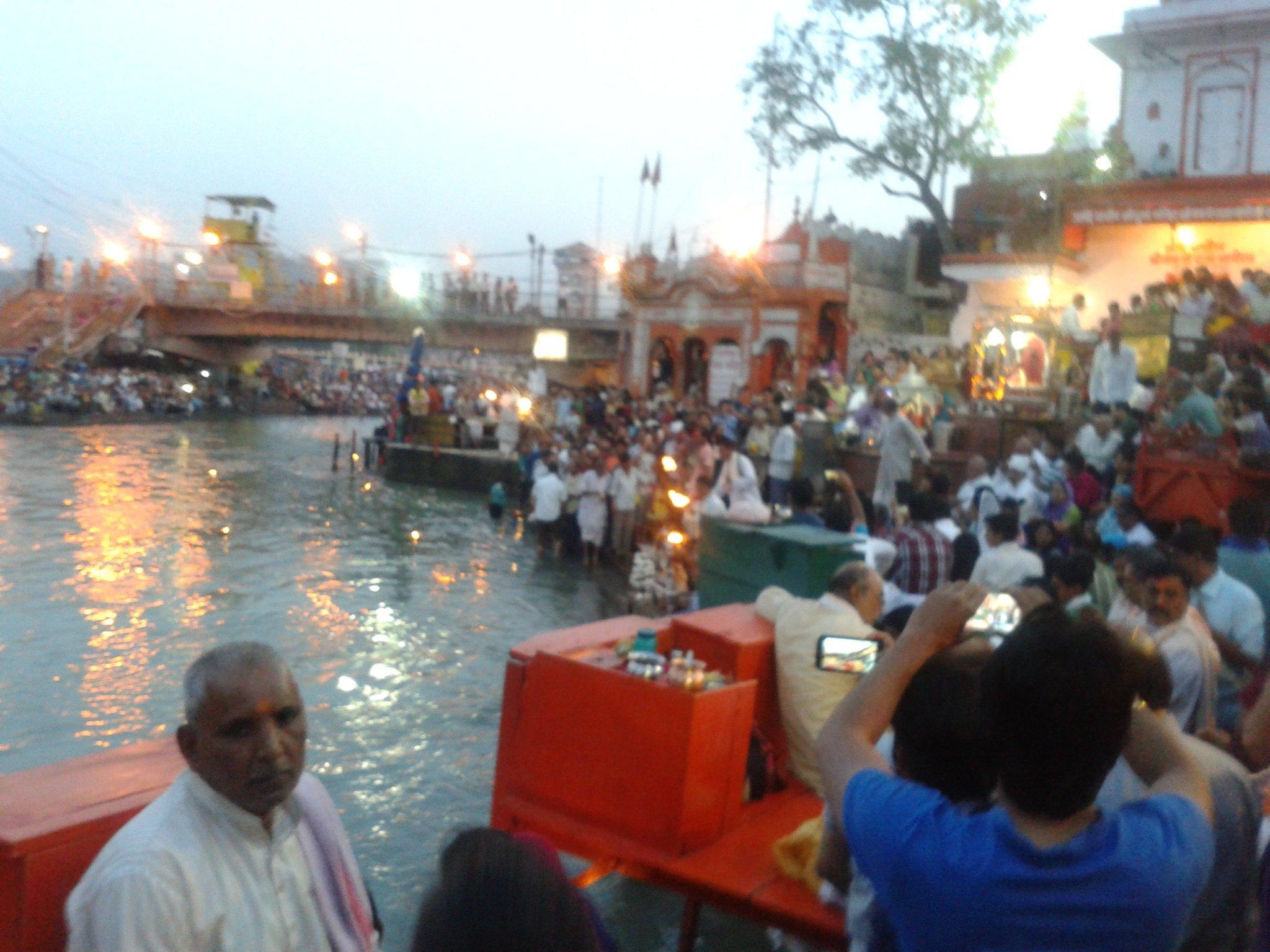Haridwar-Ganga Aarti