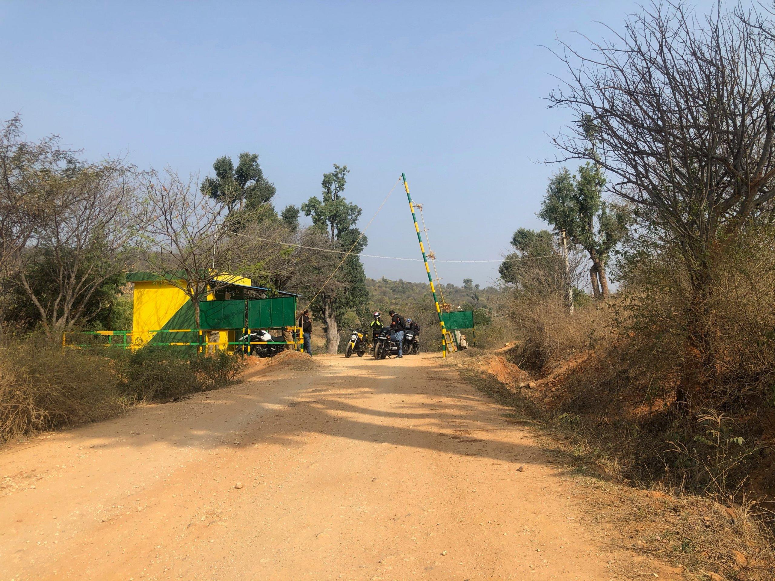 Dabbaguli Entry Gate