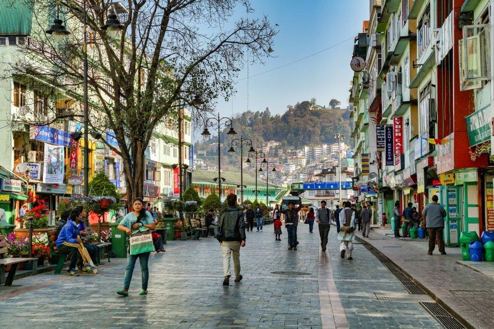Gangtok City