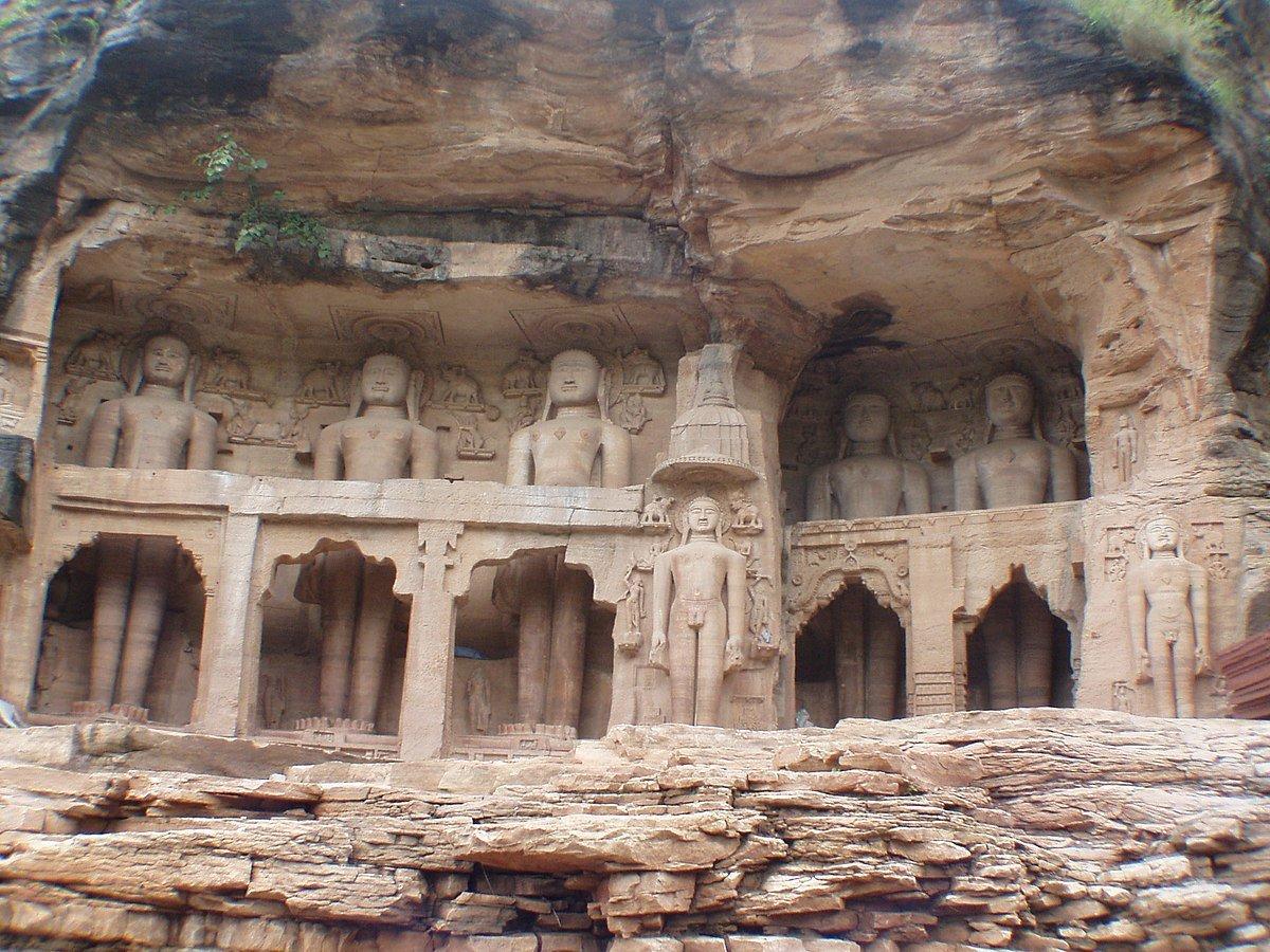 Jain Tirthankara Gwalior fort