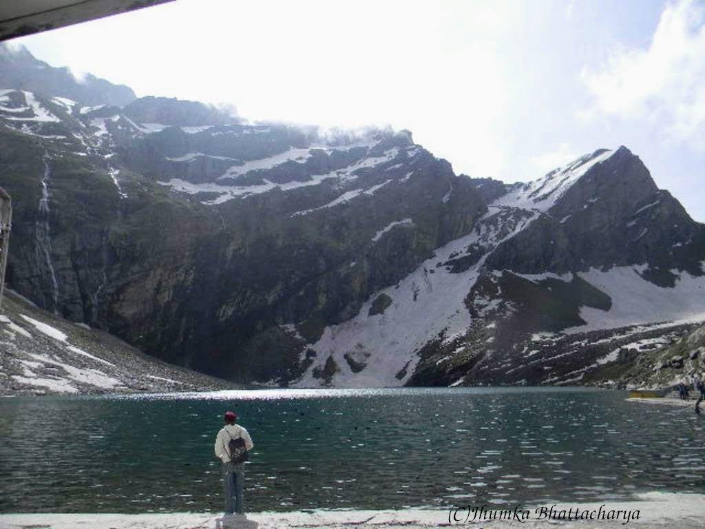 Lake, from Gurdwara