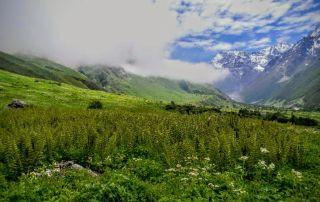 Rataban peak and range