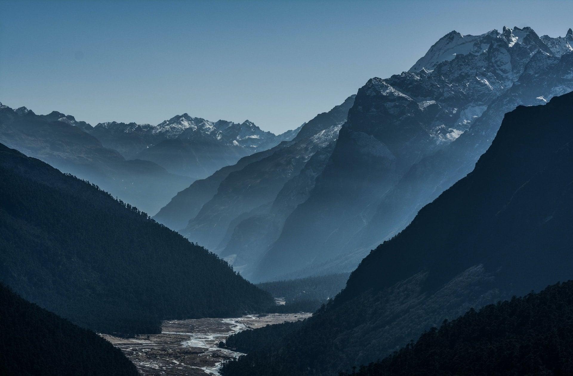 Sikkim by Sangay Lama