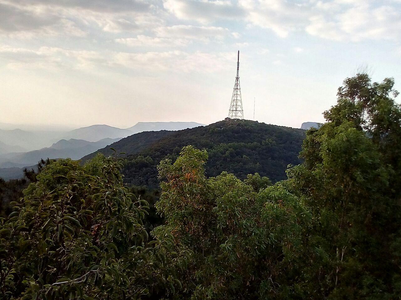 Tirumala Hill