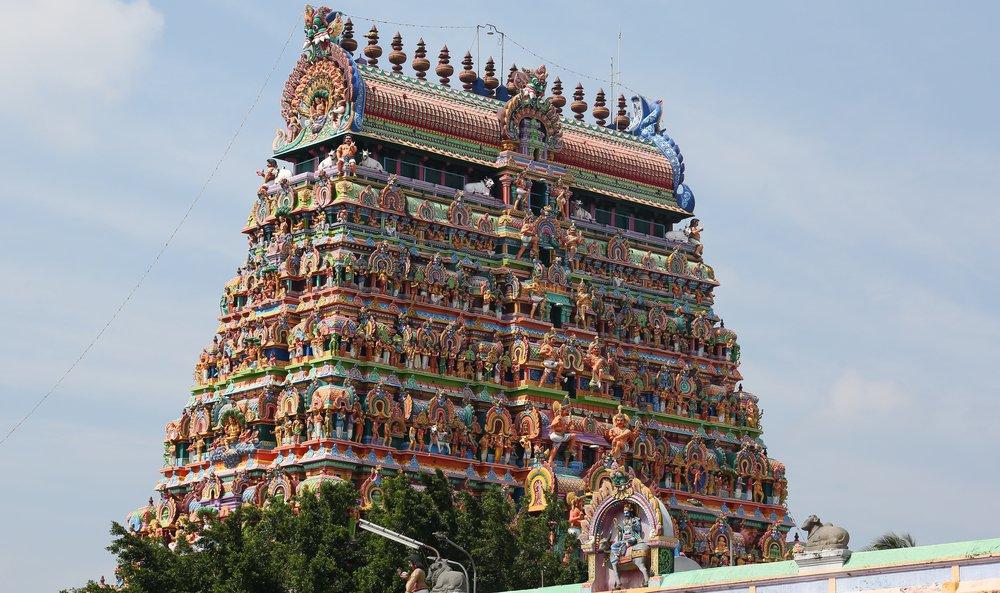 Chidamabaram Temple