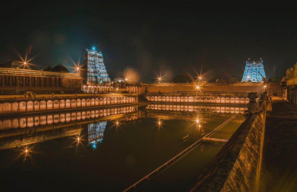 Chidambaram Temple Travel guide