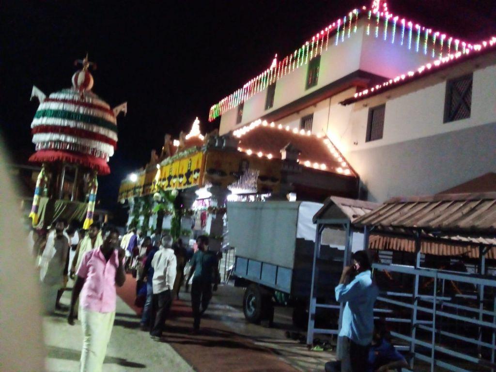 The Dharamasthala Temple
