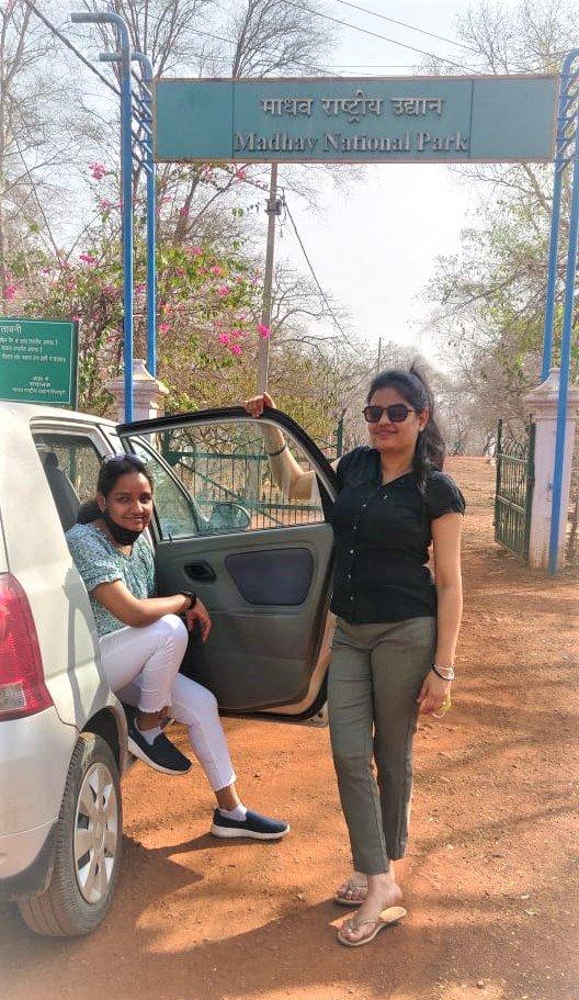 Madhav National Park Enterance Travelescape