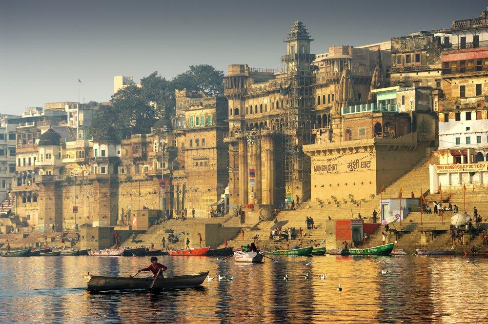 Munshi Ghat Rishikesh