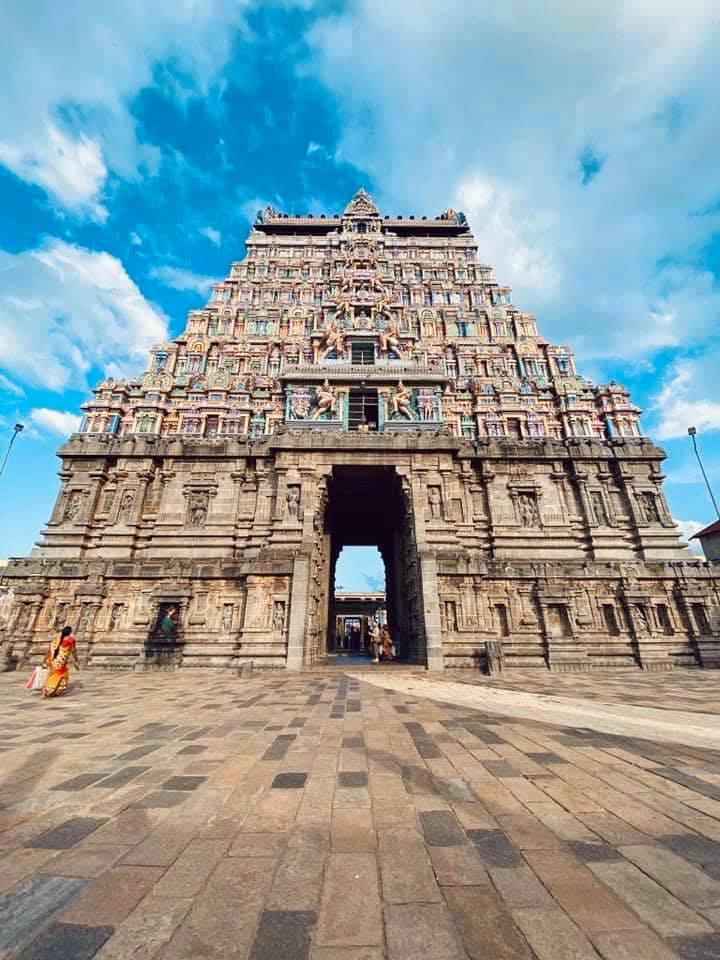 Nataraja Temple , Chidambaram, Tamil Nadu