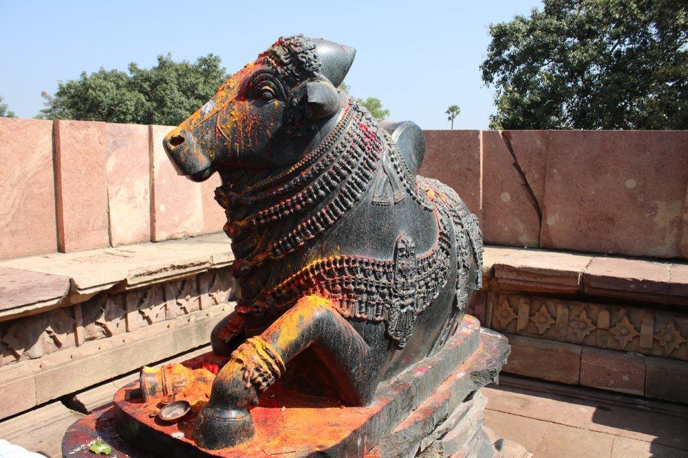 Ramappa Temple Nandi Wrangal