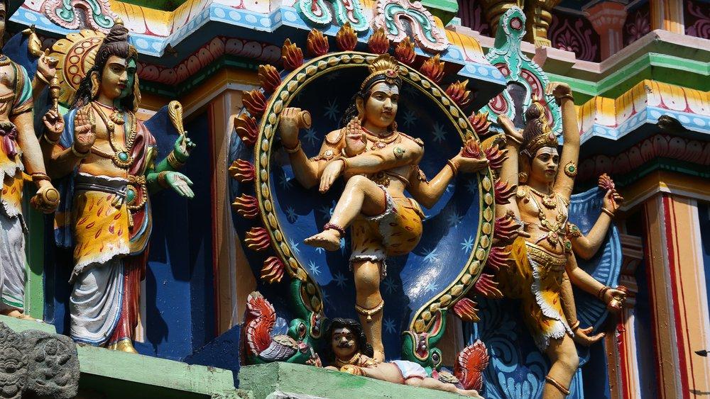thillai natarajah chidambaram temple india