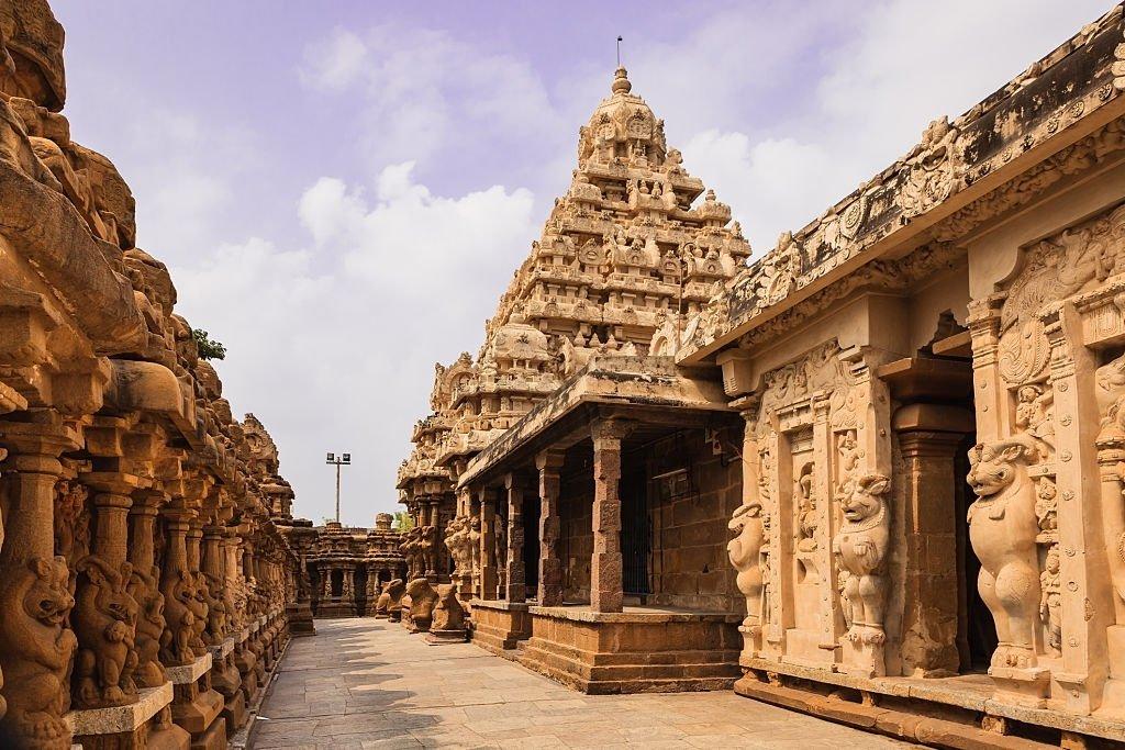 Kailasanathar Temple TE
